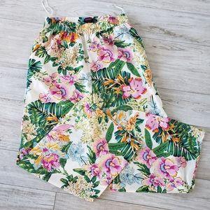 Pants - Comfy Floral Vacation Pant 🌞